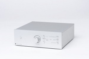 Pro-ject Phono Box DS2 USB Srebrny