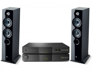 Naim NAIT 5SI + CD5 SI + Focal CHORA 816