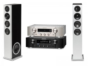 Marantz PM7000N + DT Demand 15