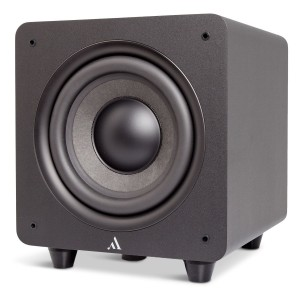 Argon Audio BASS8MK2 Czarny