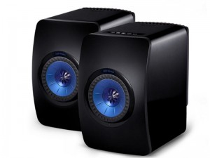 KEF  LS50 Wireless Czarny