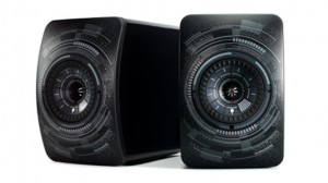 KEF  LS50 Wireless Nocturne Edition